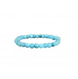 Bracciale pietre dure azzurro