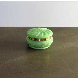 Alabaster jewelry box