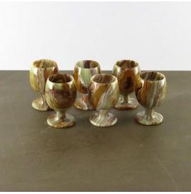 Set Bicchieri Onice