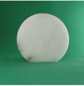 Lampada alabastro tonda